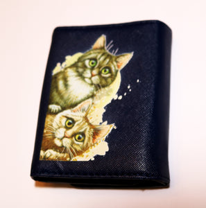 Cat Lover Wallet