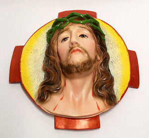 Holy Face of Our Lord Wall Plaque