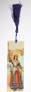 Saint Mickael's Bookmarks - English Caption