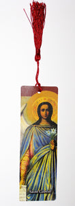 Saint Mickael's Bookmarks - More English Caption