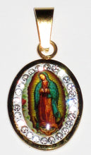 Load image into Gallery viewer, Nuestra Señora de Guadalupe con Diamantes