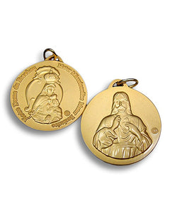 Our Lady of Frechou Medal