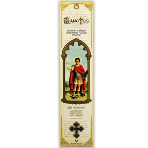 Sanctus Incense Sticks: Saint Expedit - Jasmine