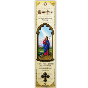 Sanctus Incense Sticks: Saint Martha of Bethany - Aloe Vera