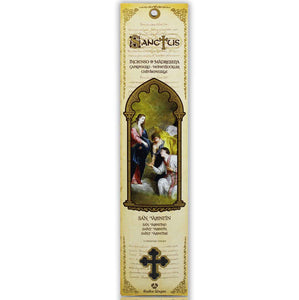Sanctus Incense Sticks: Saint Valentine - Honeysuckler