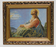 Load image into Gallery viewer, Tapestry-Style Our Lord's Prayer in Gethsemane