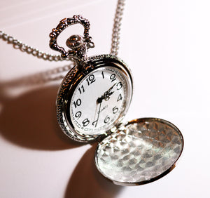Truck Driver Pocket Watch or Pendant Watch