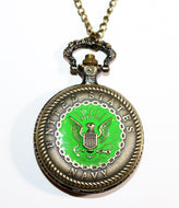 US Navy Pocket Watch or Pendant Watch