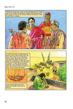 Load image into Gallery viewer, The Catholic Comic Book Bible: Acts of the Apostles - Illustrations by Neely Publishing
