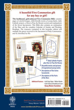 Load image into Gallery viewer, Douay-Rheims Bible (First Communion Gift Edition)
