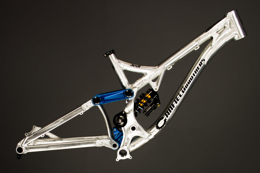 Introducing the 2016 Canfield Brothers Jedi DH Race Bike
