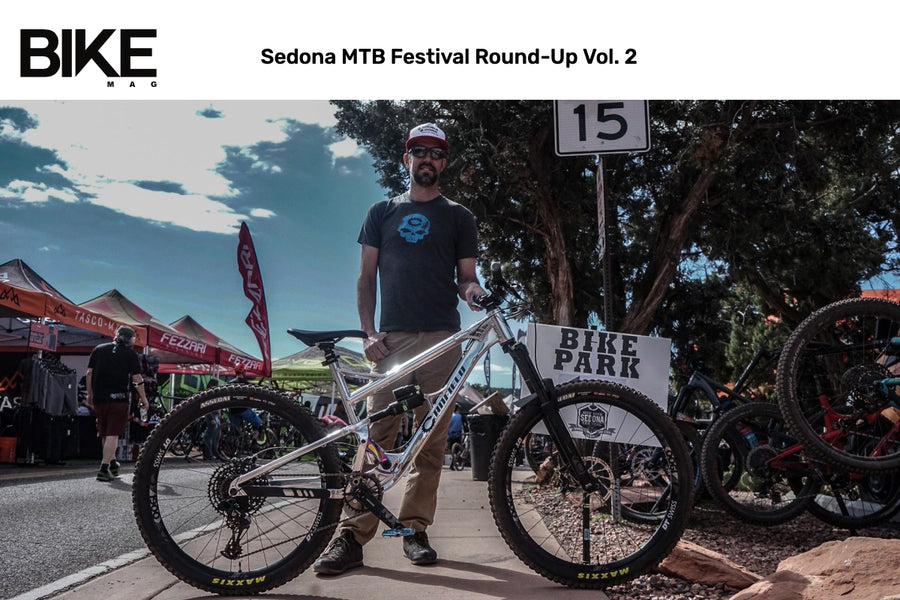 Bike Mag Checks out 2020 Canfield Balance and ONE.2 at Sedona MTB Festival