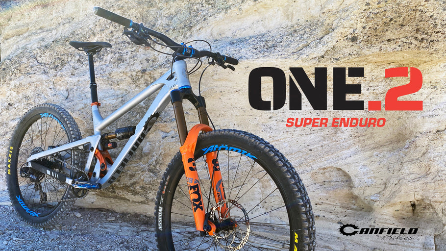 VIDEO: Canfield ONE.2 'Super Enduro'
