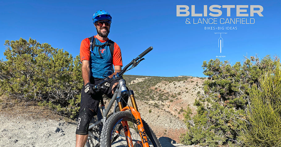 "INTERVIEW: Lance Canfield Joins Blister's ""Bikes & Big Ideas"" Podcast"