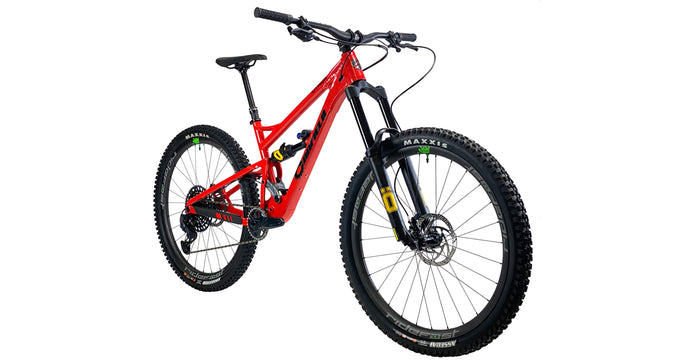 Canfield Bikes Introduces Lithium and Tilt 29ers with CBF Suspension
