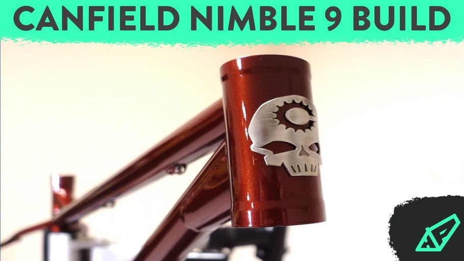 Nimble 9 Unboxing and Build: Hardtail Party