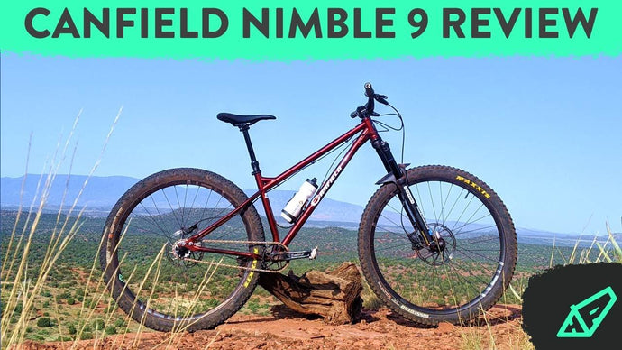 Nimble 9 Steel Singlespeed Review: Hardtail Party