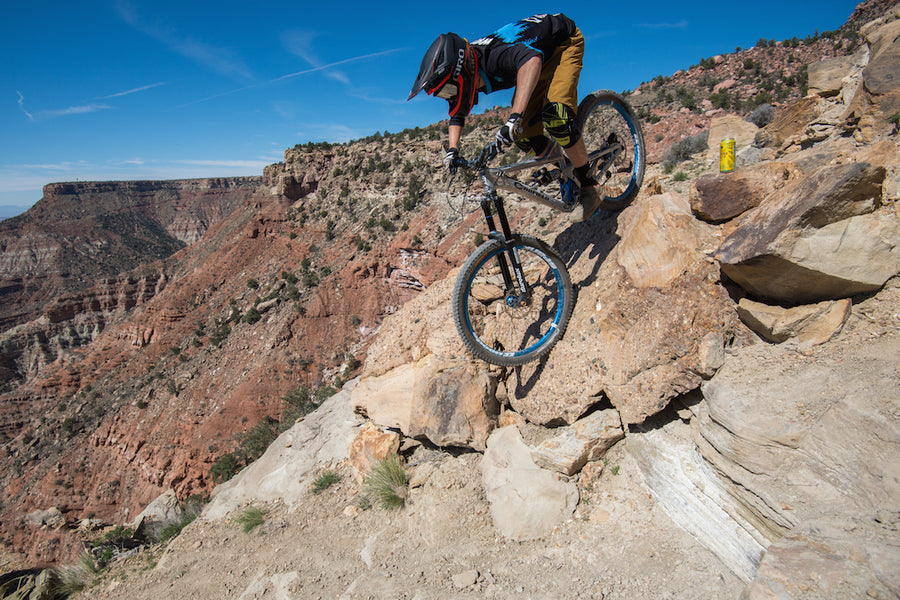 "VIDEO | ""Monkey Business"" feat. Lorin Whitaker - from XC to Freeride"