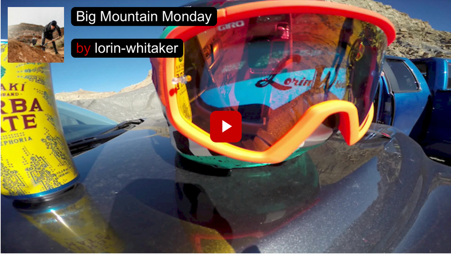 VIDEO | 'Big Mountain Monday' with Lorin Whitaker