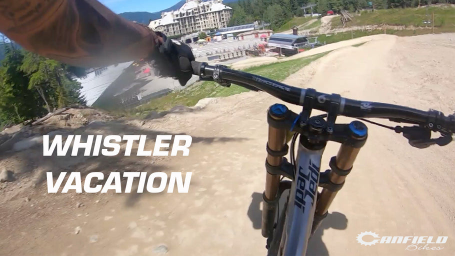 VIDEO: Whistler Vacation feat. Brendan Ruddy