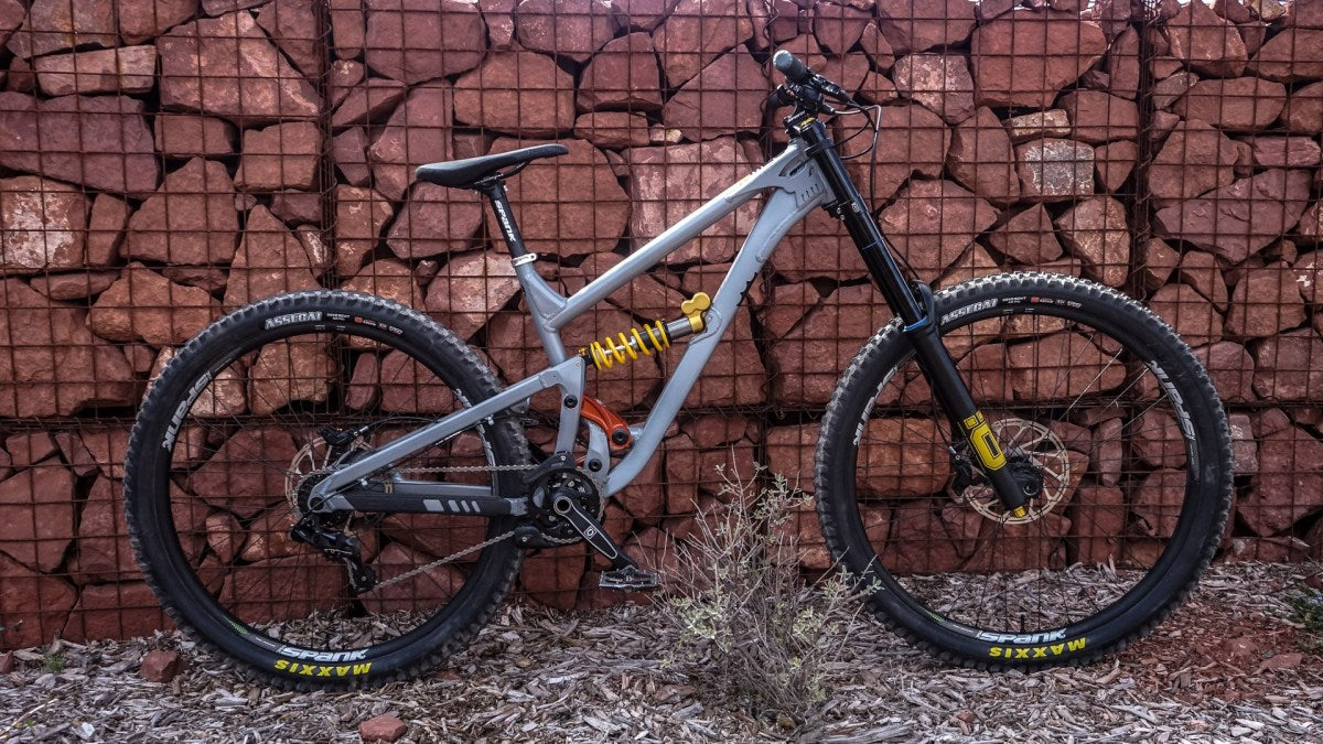 Canfield ONE.2 29er Downhill Bike | Bike Magazine | Sedona MTB Festival