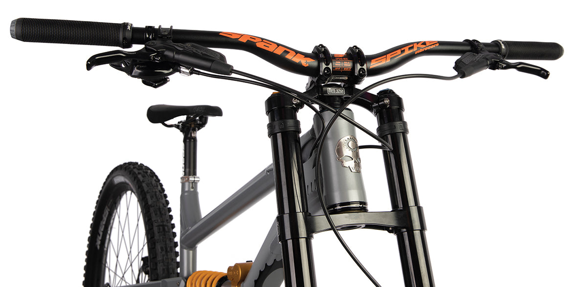 Canfield ONE.2 29ER downhill bike