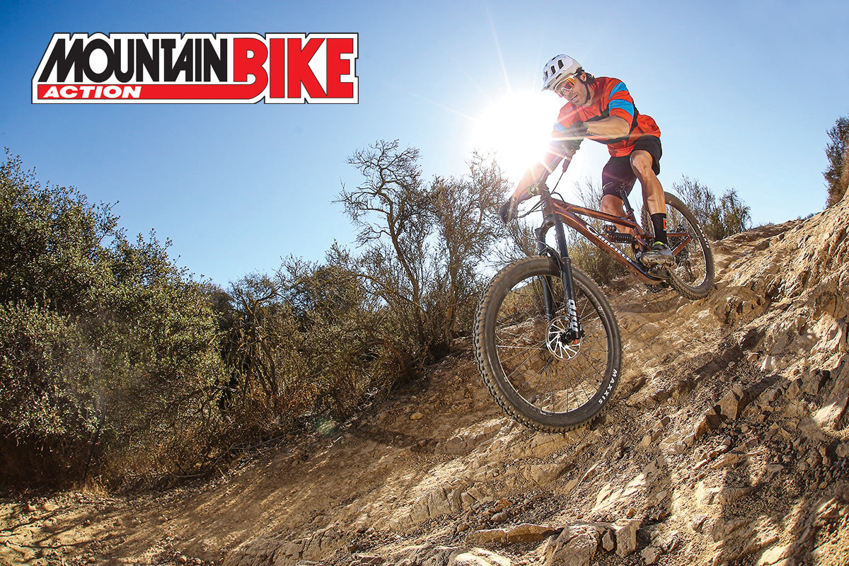 Canfield Balance Review - Mountain Bike Action