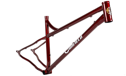 Canfield Nimble 9 Steel Hardtail