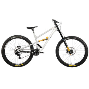 ONE.2 - Avalanche White (Complete Bike)