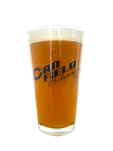 Canfield Bikes Limited Edition Pint Glass