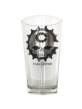 Load image into Gallery viewer, Canfield Bikes Limited Edition Pint Glass