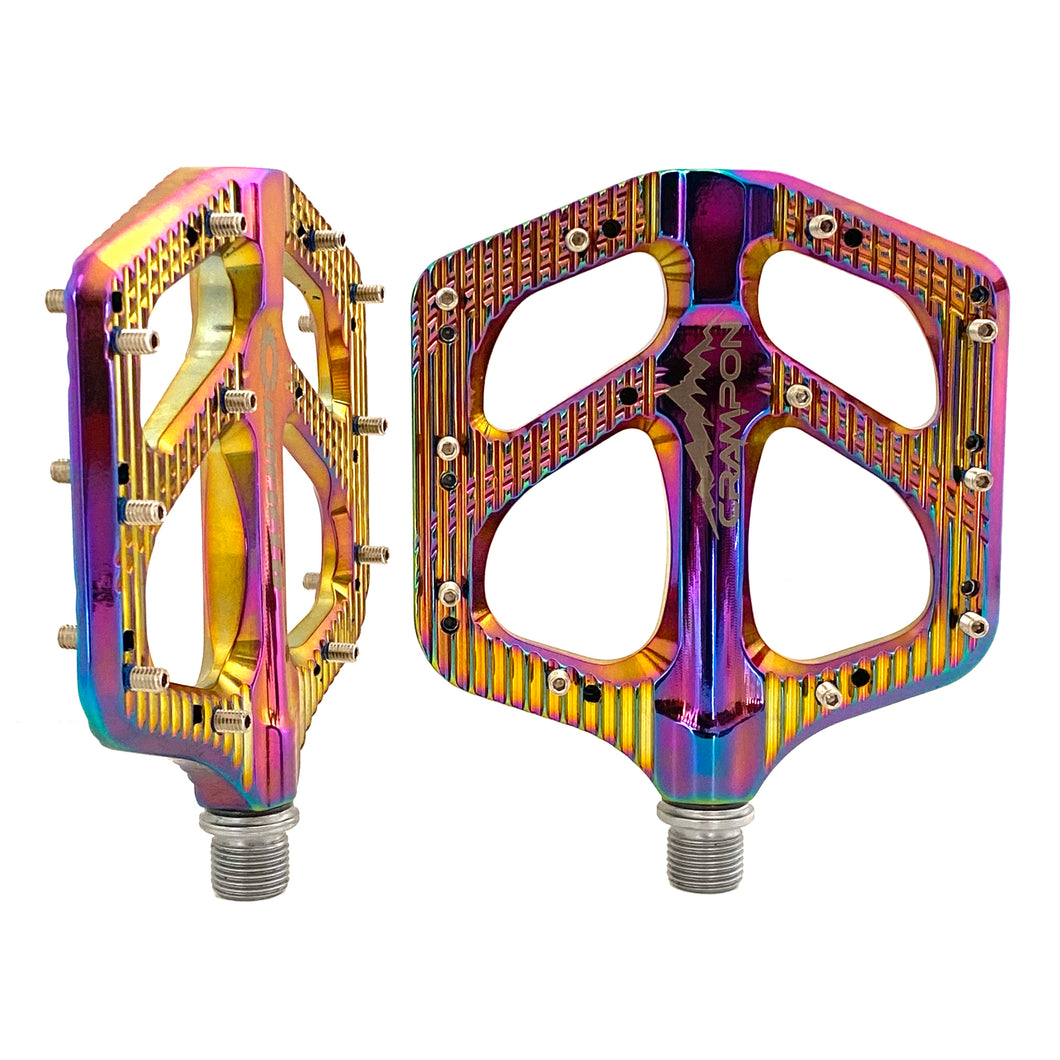 Canfield Crampon Mountain Oil Slick Pedals (Limited Edition)