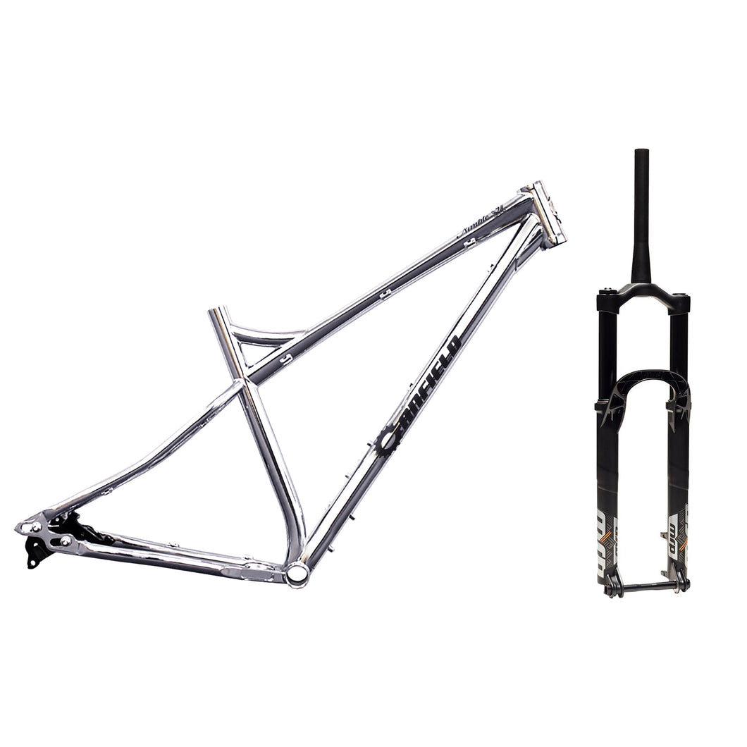 NIMBLE 9 - Chrome (Frame + Fork)
