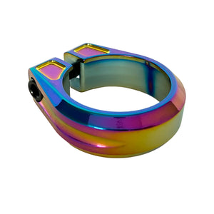 Canfield Limited Edition Oil Slick Seatpost Clamp