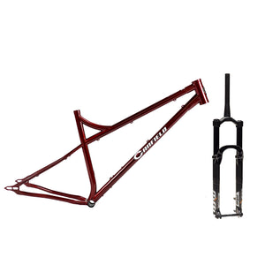 NIMBLE 9 - Cherry Cola (Frame + Fork)