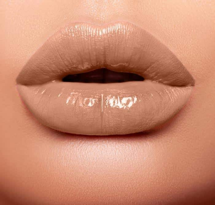 Juicy Shine Lip Lacquer - Blush Nude