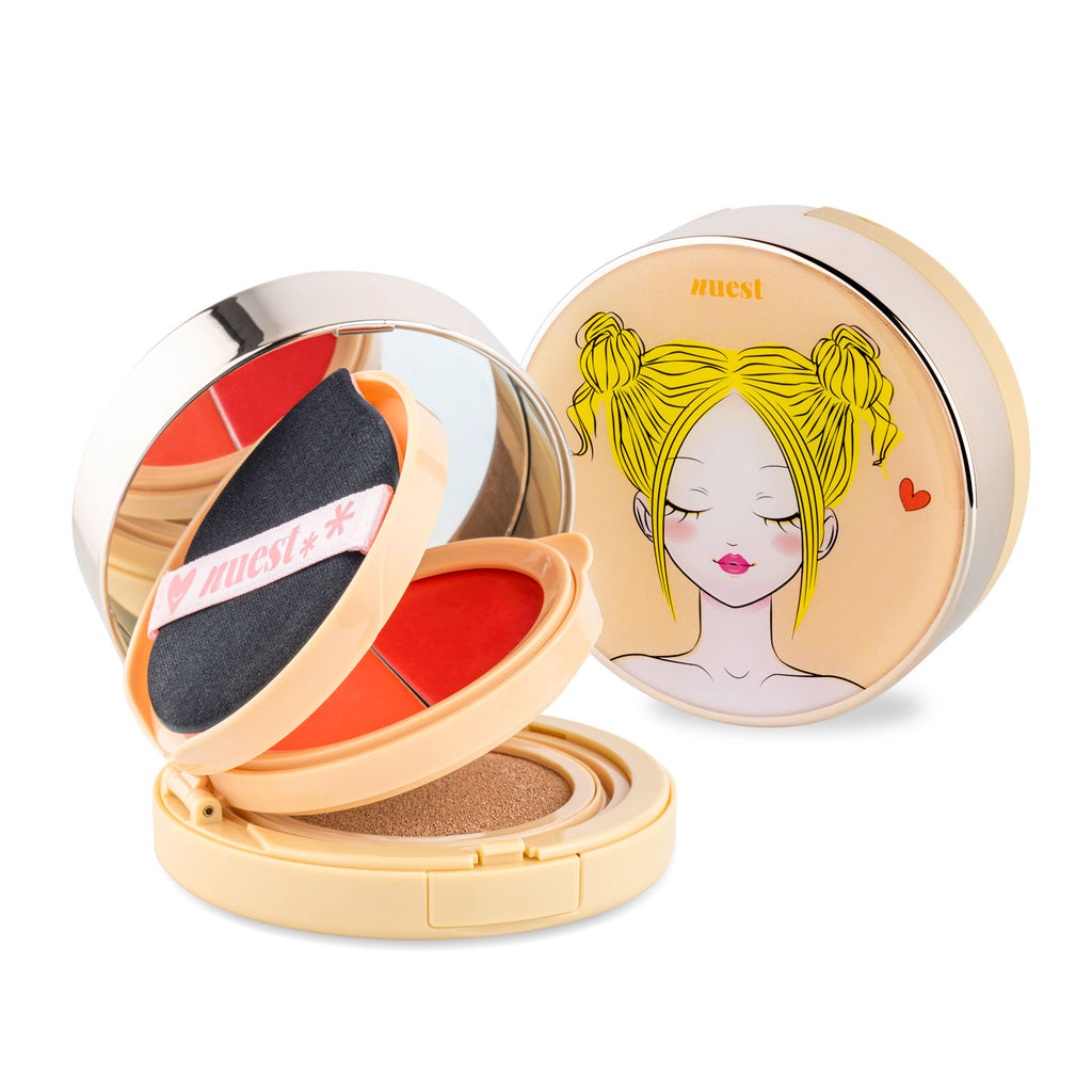 Chic2Cheek 3 Tier Compacts