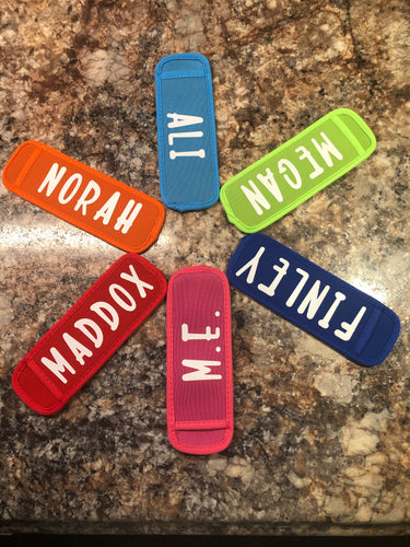 Personalized Popsicle Holder - Sunny Ohana Creations