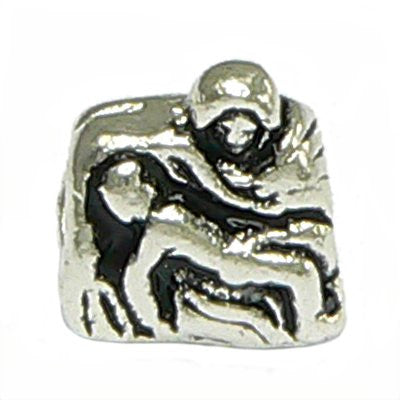 Pieta Charm - Fits Pandora - Limited Quantity Remain