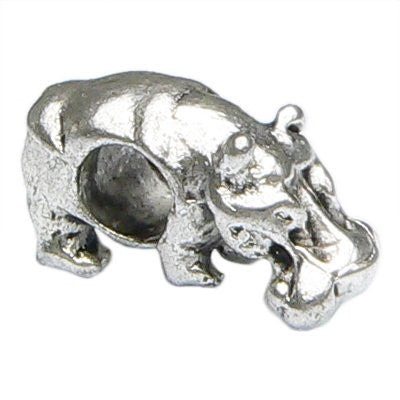 Adopt The Orphan Harry the Hippo Charm - Fits Pandora - BOGO Product