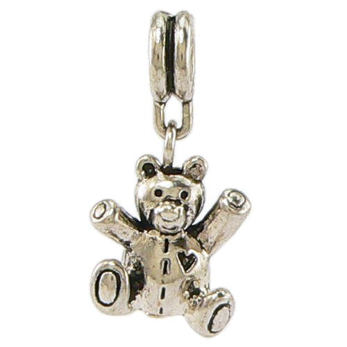 Paulie Bear Comfort Charm - The Best Little Bear Charm Pal in the World!