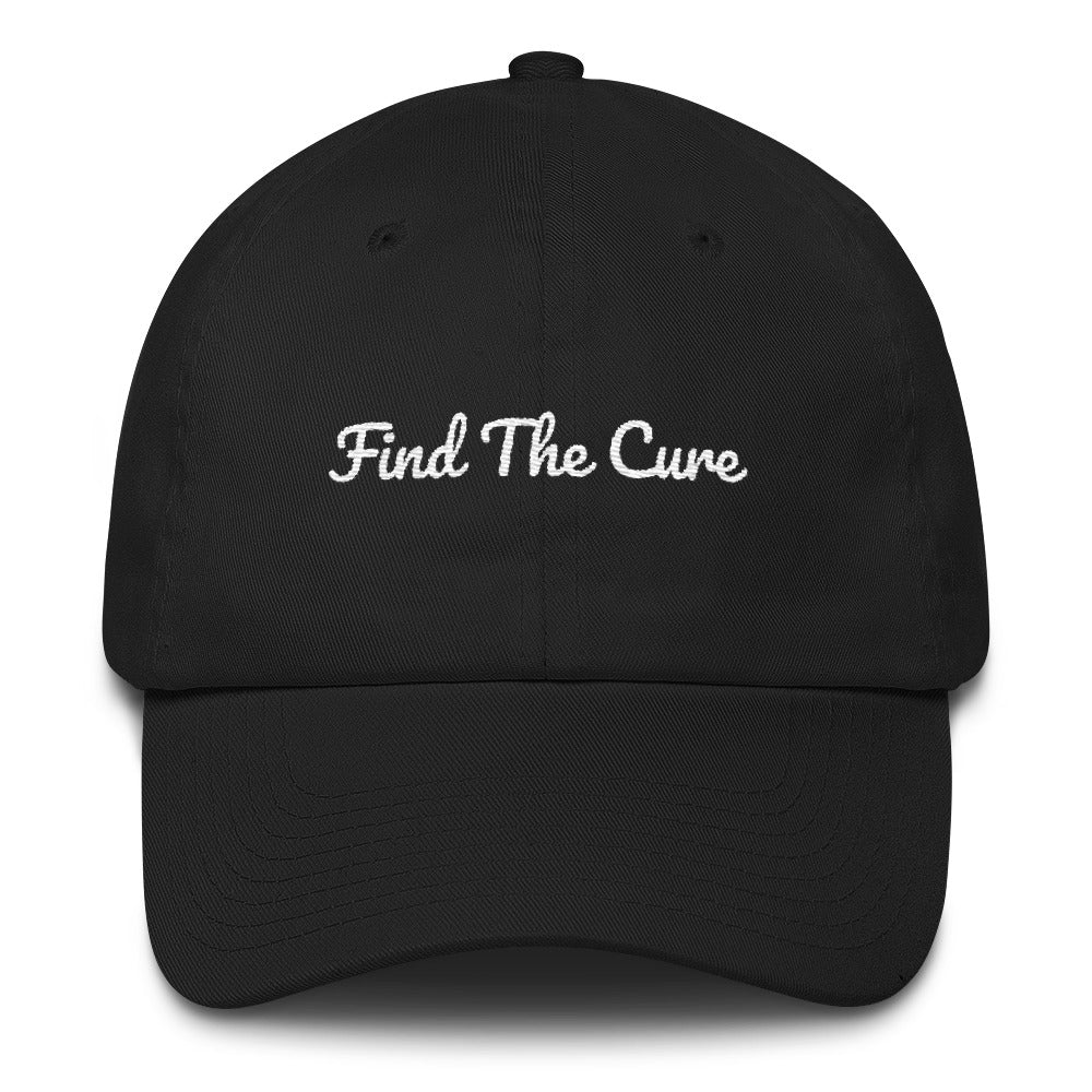 Find The Cure Cotton Baseball Cap