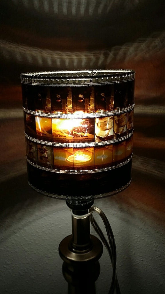 The Mummy - Film Cell Lamp Collectible - COA Included