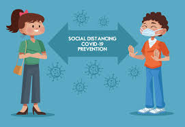 Maintaining social distancing during COVID 19 outbreak: