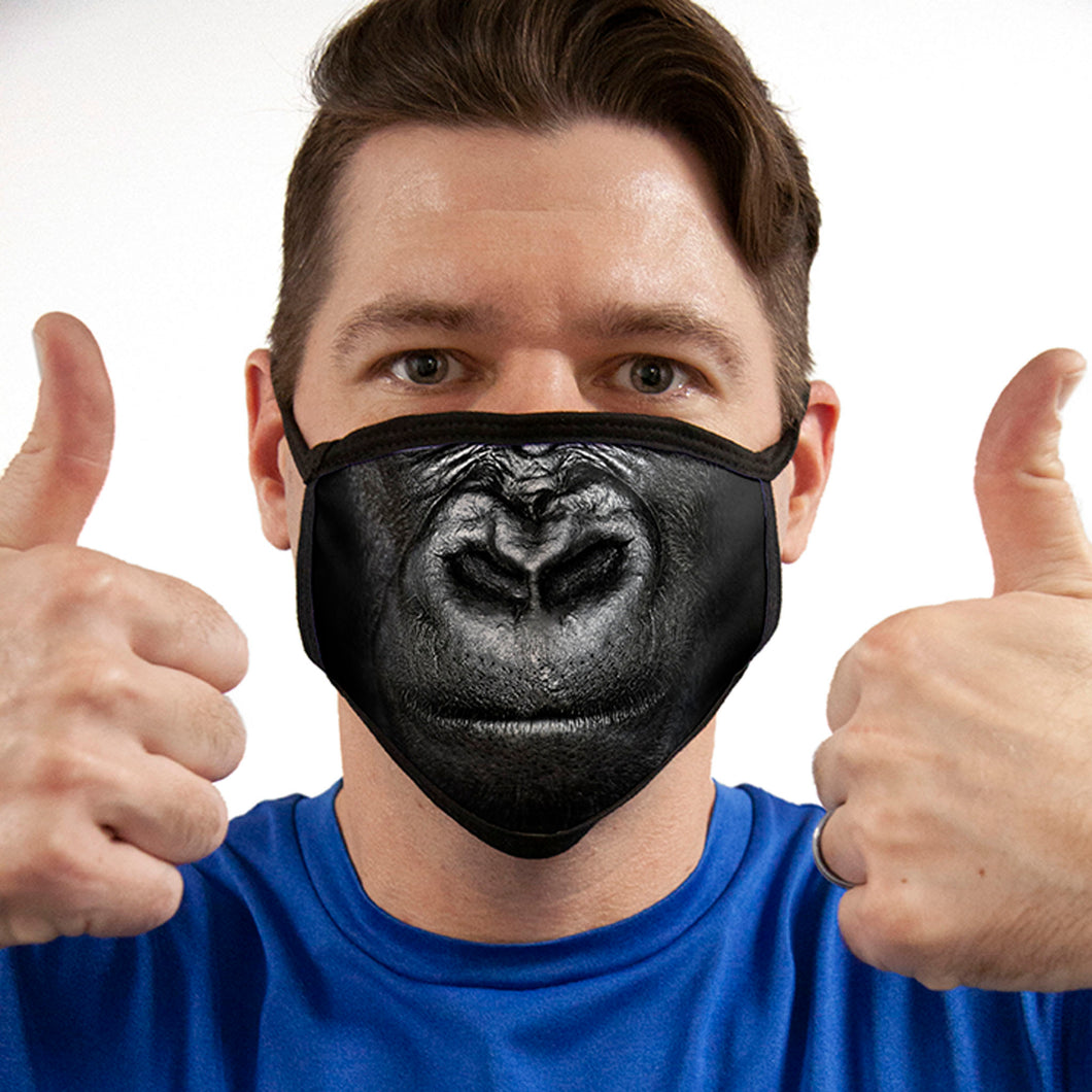 Gorilla FACE MASK Cover Your Face Masks