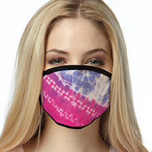Tie Dye FACE MASK Cover Your Face Masks