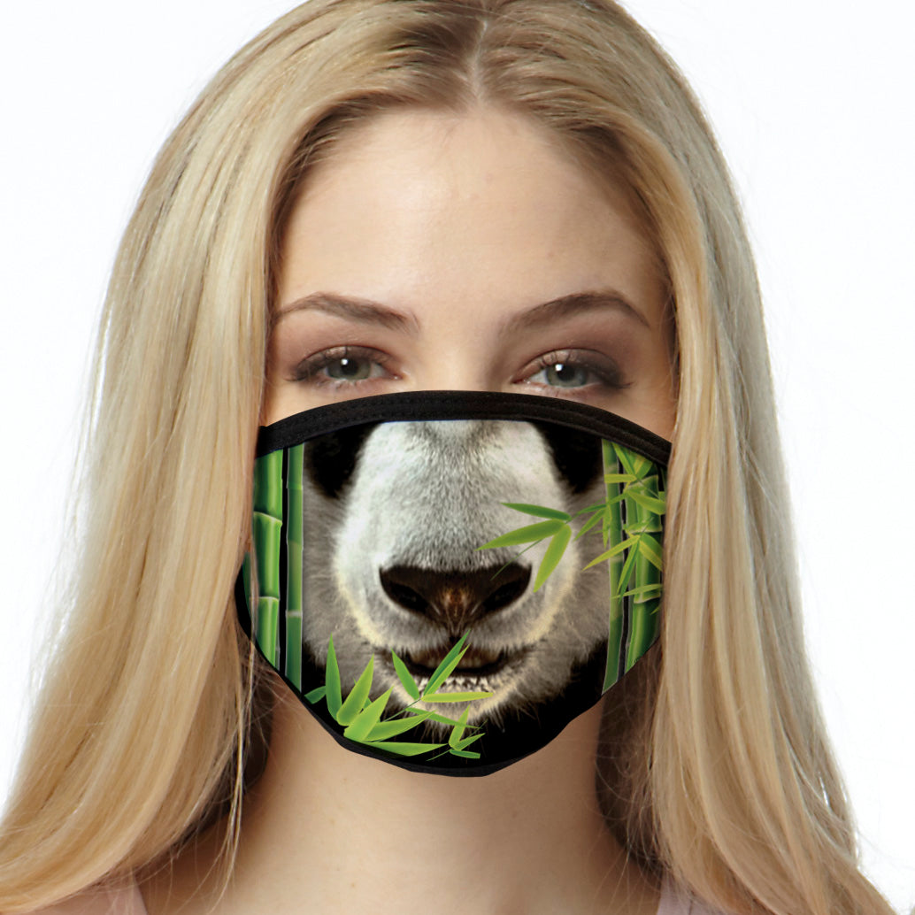 Panda FACE MASK Cover Your Face Masks