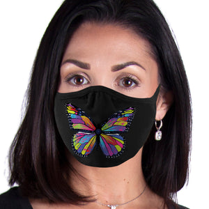Butterfly FACE MASK Cover Your Face Masks