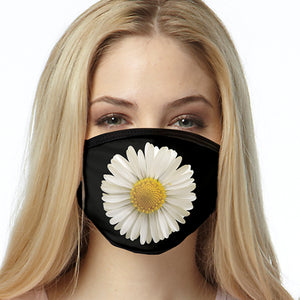 Daisy FACE MASK Cover Your Face Masks