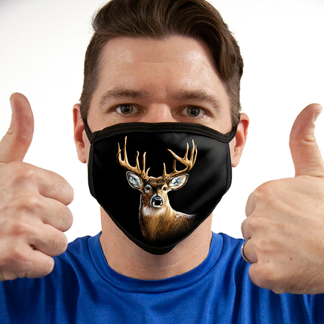 Deer FACE MASK Cover Your Face Masks